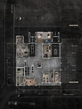 Schematic I Main Floor Plan View