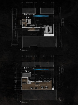 Second Floor - Split Level