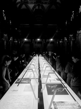 Museum of Oblivion Memory Exhibited at the Carnegie Museum of Arts, Pittsburgh, USA