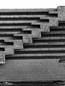 Stairs Detail/Scale 1:25