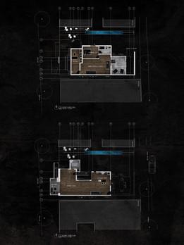 Third Floor - Split Level