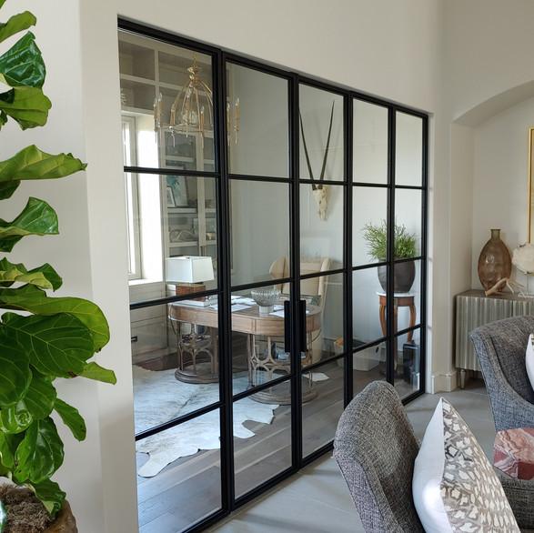 Interior doors/windows