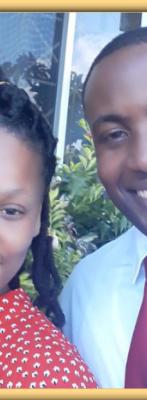 Tendai and Sadisa Bright