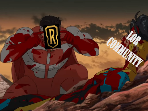 I Admit, I Don't Know What's Good For Legends Of Runeterra. But Neither Do You!