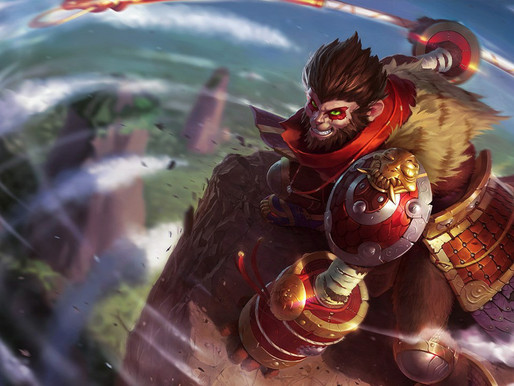 Could Wukong Be One Of Legends Of Runeterra's Future Champs