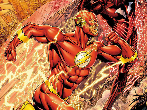 The Flash #33: Murder Machine is here to steal the show (review)