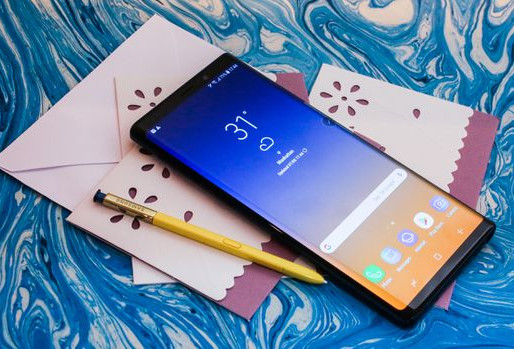 The Galaxy Note 9: Big, Bad, and Beautiful!