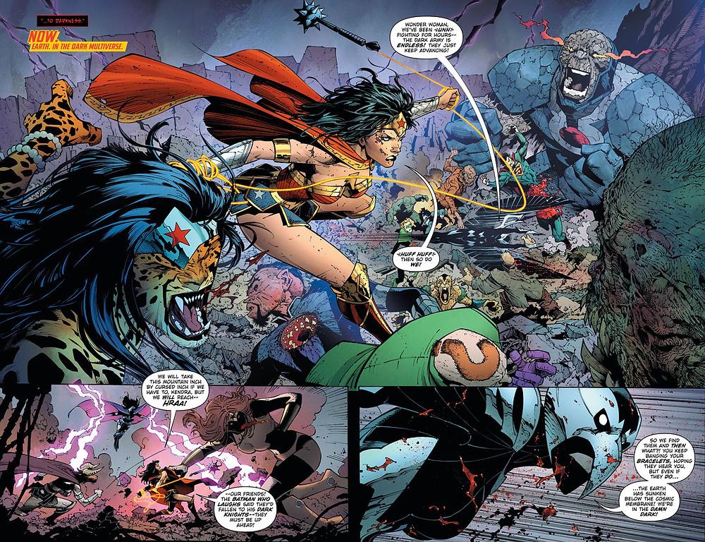 Dark Nights Metal 6 Wonder Woman