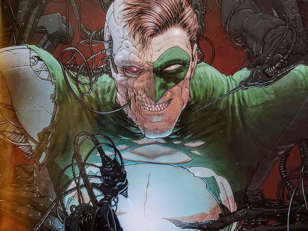 The Green Lantern #1 Variant Cover