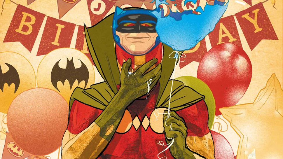 Mister Miracle #10 Cover