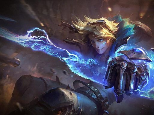 Legends of Runeterra: The Problem With Ezreal