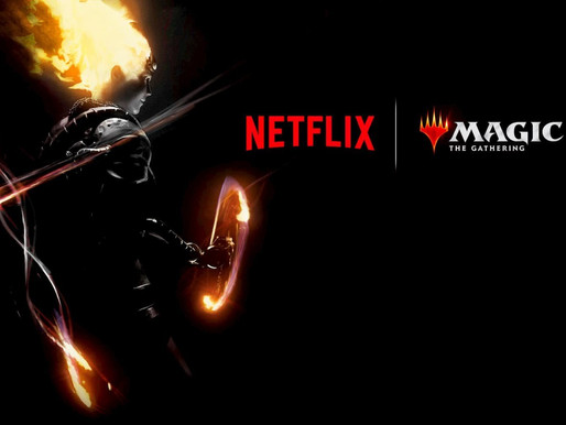 Netflix, The Russo Brothers, and Magic: The Gathering is the recipe for 'F***ing Awesome'