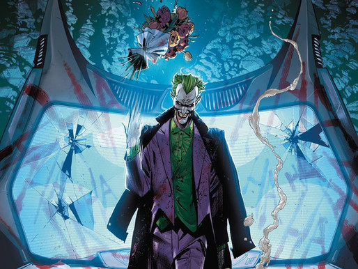 "Batman #95 Review: ""The Joker War Will Be The End Of Bruce Wayne"""