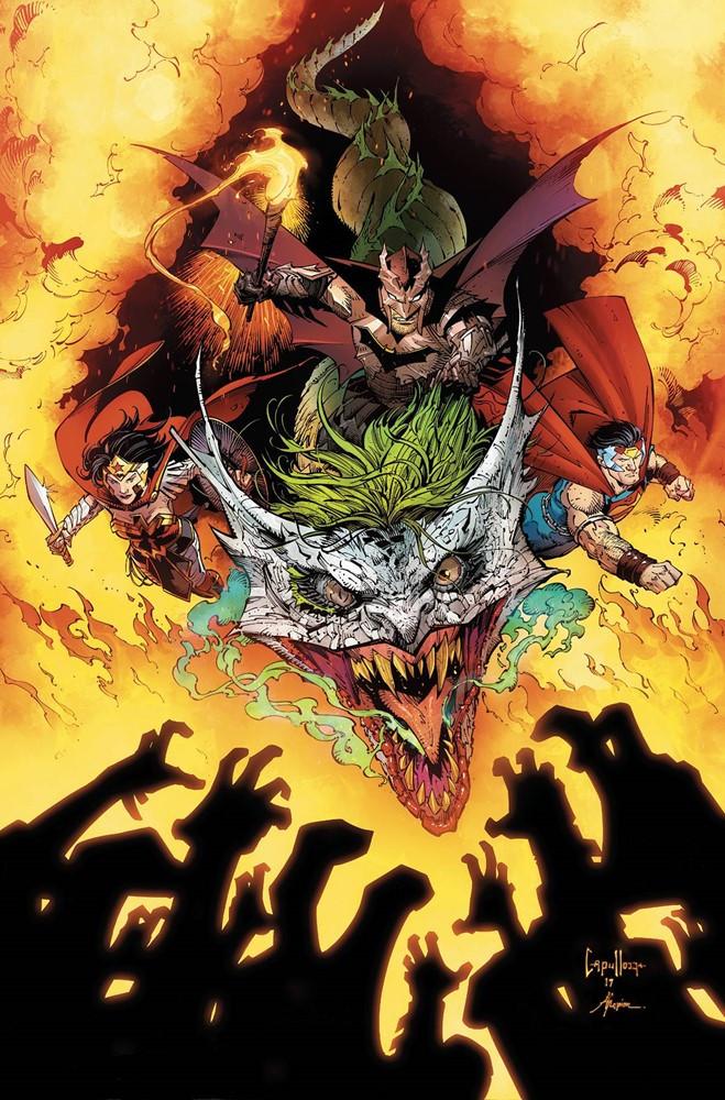 Dark Knights Metal 6 Cover