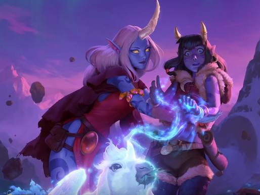 Legends Of Runeterra: The Problem With Healing.