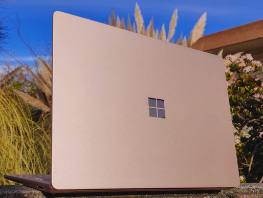 Microsoft Surface Laptop 3 Review: Everything I Didn't Know I Wanted.