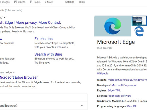 Microsoft's New Edge Browser With Chromium Is Everything You Didn't Realize You Wanted