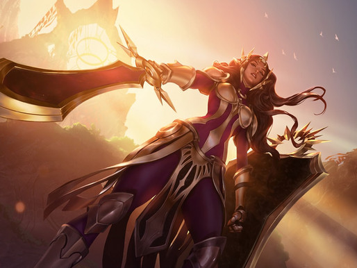 Legends Of Runeterra: The Problem With Leona