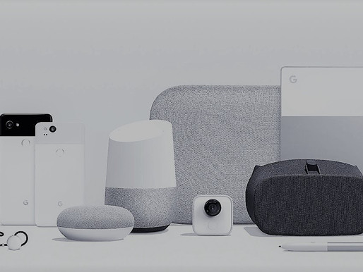 Made By Google: Rise of the Machines