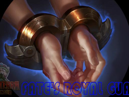 """Freemasons Of Runeterra: """"Fate's Royal Guard"""""""