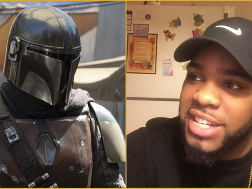 """Trav B Ryan Channels The Mandalorian In His Newest Upcoming """"If. . .Was A Rapper""""."""