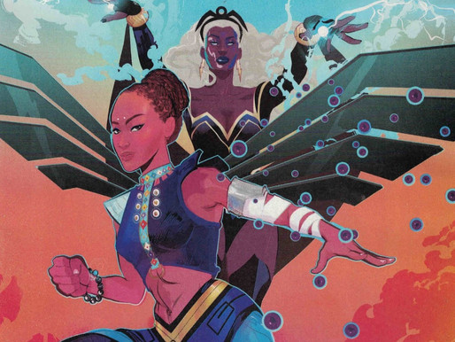 Shuri #2 Review: The Power Of The Black Panther Has Been Stripped AWAY!