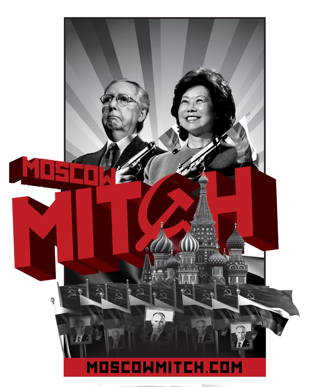 FREE STICKER | MoscowMitch.com