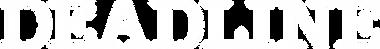 Deadline white logo.png
