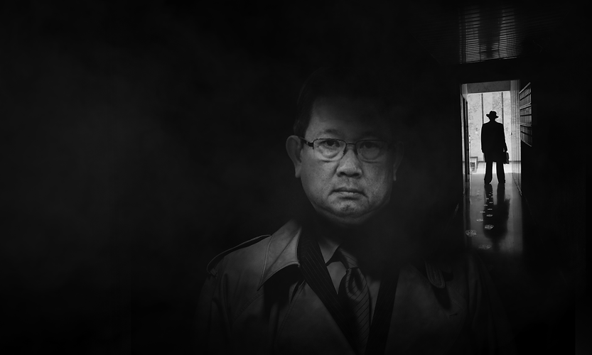 Andrew Do Trail of Corruption (No Text).