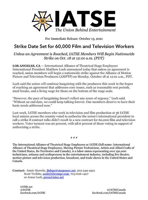 2021-10-13 PrM IATSE-AMPTP StrikeDeadlineAnnouncement.png