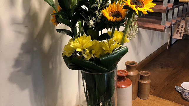 Giraffe Flowers - Corporate Floristry 16