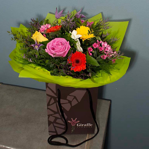 Vibrant Bouquet