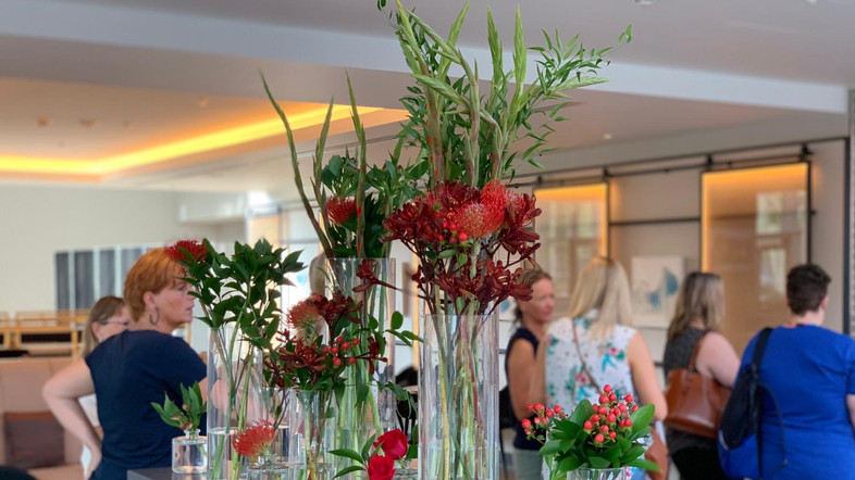 Giraffe Flowers - Corporate Floristry 10