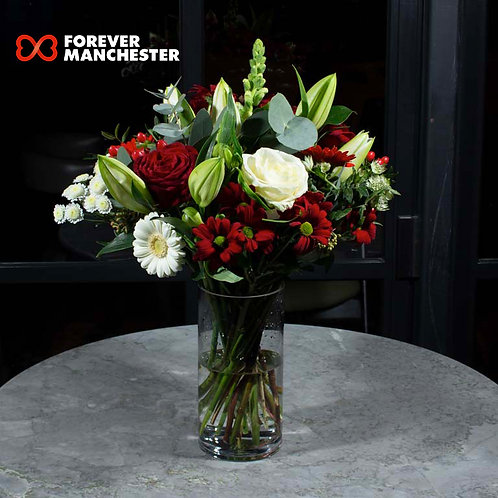 Forever Manchester Bouquet