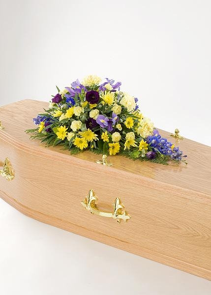 Double Ended Casket Spray