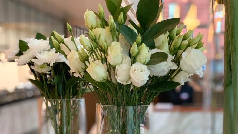 Giraffe Flowers - Corporate Floristry 12