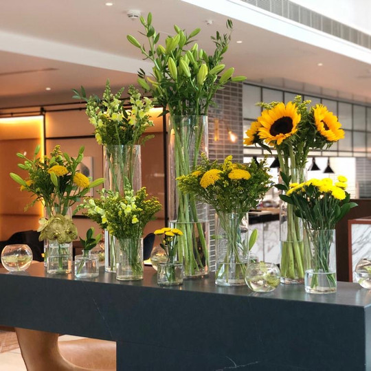 Giraffe Flowers - Corporate Floristry 2.