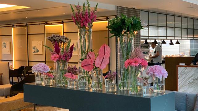 Giraffe Flowers - Corporate Floristry 9.