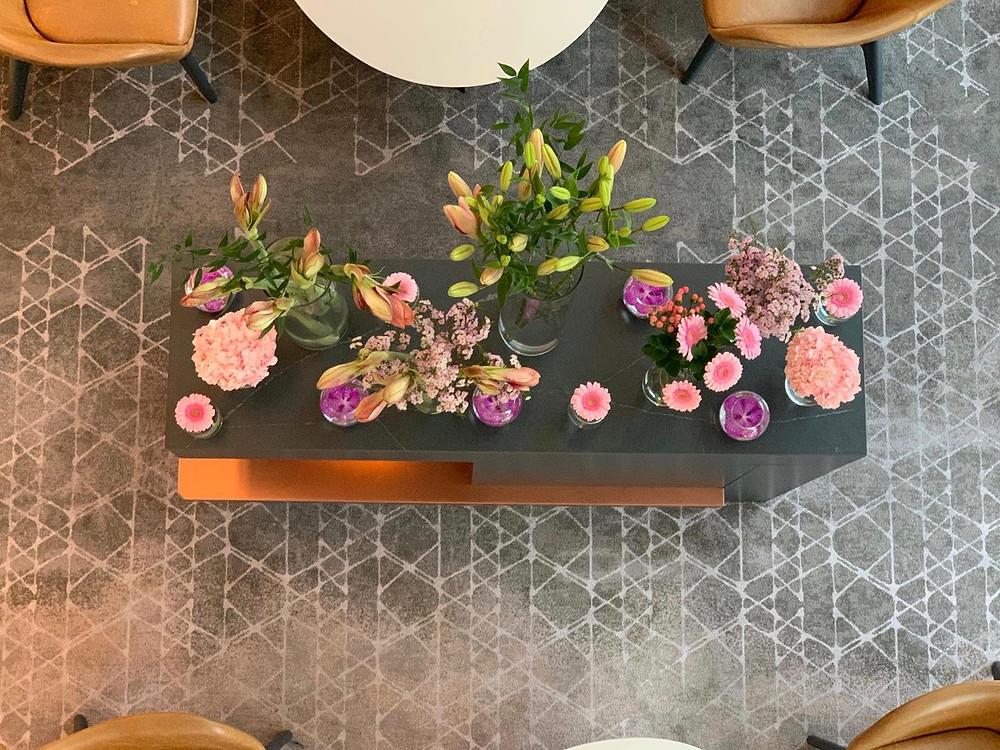 Hyatt Regency Manchester Flowers