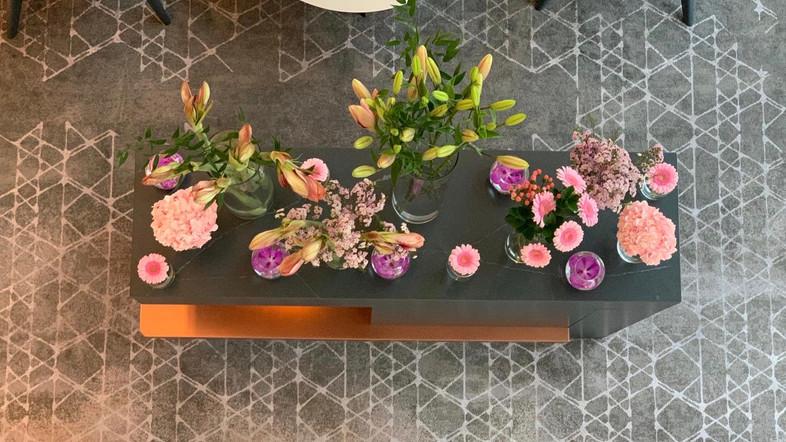 Giraffe Flowers - Corporate Floristry 8.