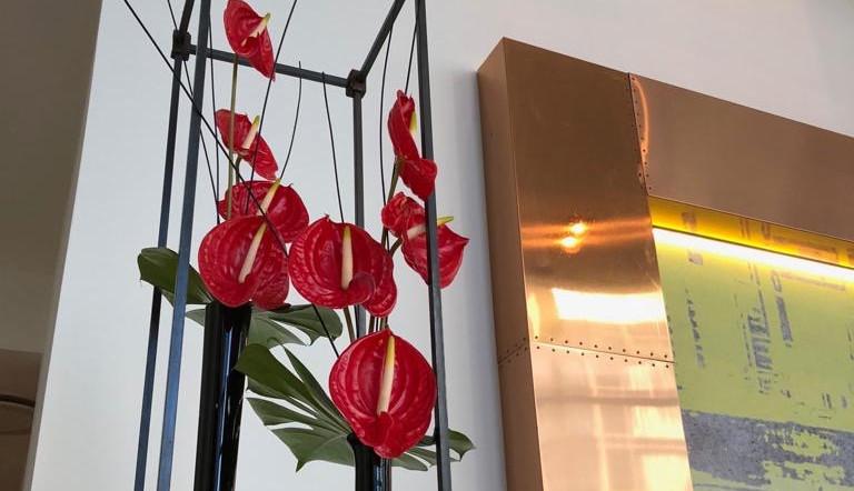 Giraffe Flowers - Corporate Floristry 11