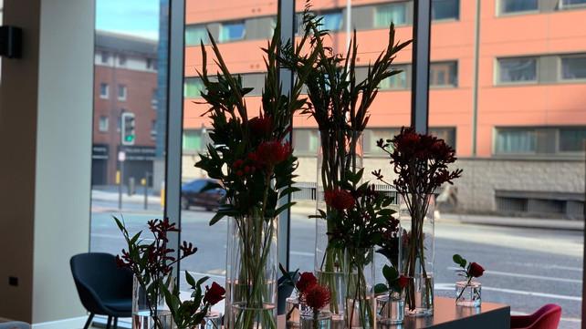 Giraffe Flowers - Corporate Floristry 13