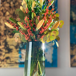 Giraffe Flowers - Corporate Floristry 7.
