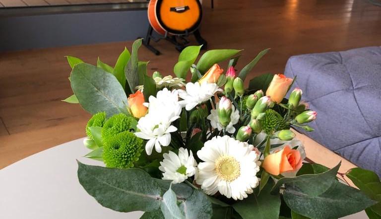 Giraffe Flowers - Corporate Floristry 25