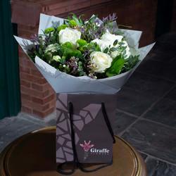 Sympathy bouquet1