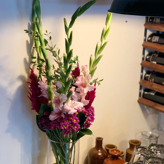 Giraffe Flowers - Corporate Floristry 24