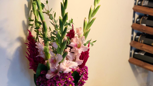 Giraffe Flowers - Corporate Floristry 24