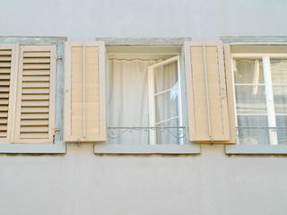 Das Leben (33) : Nachbarfenster