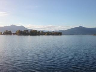 Seminar: Fraueninsel 17. Oktober 2021 - ... Stille des Herbstes ...