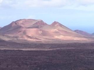 Das Leben (25) : Feuer, Wasser, Erde, Luft ... auf Lanzarote